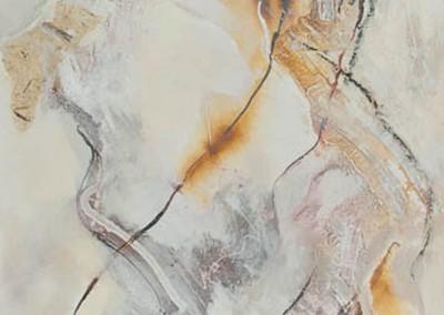 130/15 MT Acryl, Papier, Sand, Glaspartikel